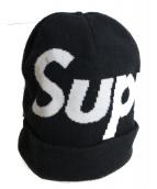 SUPREME(シュプリーム)の古着「Big Logo Beanie」