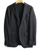 COMME CA MEN(コムサメン)の古着「フルフランラッセルジャケット」