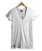 CHROME HEARTS(クロムハーツ)の古着「VネックTシャツ」