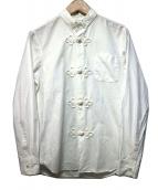 UNDERCOVERISM(アンダーカバーイズム)の古着「チャイナシャツ」