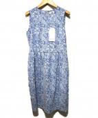 HARRIS WHARF LONDON(ハリスワーフロンドン)の古着「フローラスジャガードドレス」