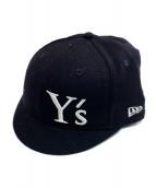 New Era×Y's(ニューエラ×ワイズ)の古着「505 Umpire Cap Adjustable」