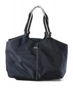 agnes b voyage(アニエスベーボヤージュ)の古着「ナイロントートバッグ」|ブラック