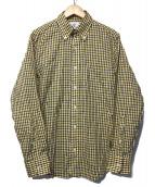 Black Fleece(ブラックフリース)の古着「ギンガムチェックシャツ」