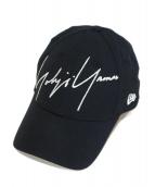 New Era(ニューエラ)の古着「6 PANEL CAP」|ブラック