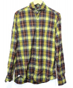 giannetto(ジャンネット)の古着「チェックシャツ」