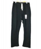 JSB(ジェーエスビー)の古着「スウェットパンツ」|ブラック