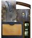 中古・古着 LOUIS VUITTON (ルイヴィトン) トロリー50 ボスフォール ブラウン サイズ:50 モノグラム M23259 MB3057:99800円