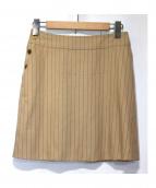 CHANEL(シャネル)の古着「ストライプスカート」
