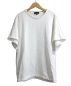 DRAWER(ドゥロワー)の古着「半袖スウェット」|ホワイト