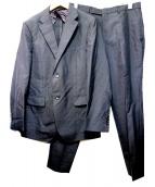 BEAUTY&YOUTH(ビューティアンドユース)の古着「BY Dressトロピカルセットアップ」|ブラック