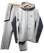 adidas(アディダス)の古着「2020 BYWセットアップ」|グレー