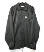 DROLE DE MONSIEUR(ドロールドムッシュ)の古着「COLLARED NFPM JACKET」|ブラック