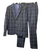 SHIPS JET BLUE(シップス ジェットブルー)の古着「セットアップ」|グレー