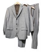 SUIT SELECT21(スーツセレクト21)の古着「3ピーススーツ」|グレー