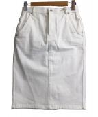 A.P.C.(アーペーセー)の古着「タイトスカート」