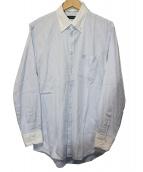 BLACK LABEL CRESTBRIDGE(ブラックレーベルクレストブリッジ)の古着「ストライプシャツ」