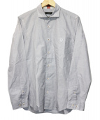 BLACK LABEL CRESTBRIDGE(ブラックレーベルクレストブリッジ)の古着「チェック切替シャツ」