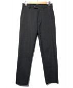ALLEGE(アレッジ)の古着「Bondage Pants」|グレー