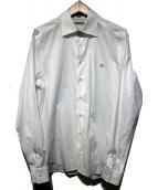 BURBERRY BRIT(バーバリーブリット)の古着「チェック切替シャツ」