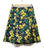 KETTY(ケティ)の古着「フラワー刺繍プリントスカート」