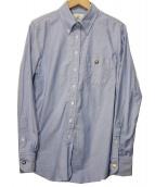 Black Fleece(ブラックフリース)の古着「ボタンダウンシャツ」