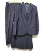 Brooks Brothers(ブルックスブラザーズ)の古着「3ピーススーツ」|ネイビー