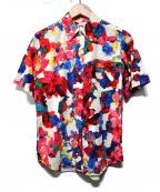 Bohemians(ボヘミアンズ)の古着「花柄 シャツ」 マルチカラー