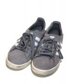 adidas originals(アディダスオリジナル)の古着「CAMPUS」|グレー
