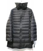 CECIOU CELA(セシオセラ)の古着「ダウンコート」|ブラック