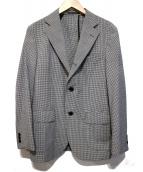 J.PRESS(ジェイプレス)の古着「シアサッカージャケット」|ブラック