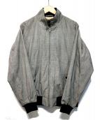 BARACUTA(バラクータ)の古着「スイングトップ」 グレー