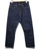 RESOLUTE(リゾルト)の古着「710 デニムパンツ」|インディゴ