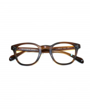 OLIVER PEOPLES(オリバーピープル)の古着「眼鏡」|ブラウン