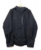 MAMMUT(マムート)の古着「AyakoPro HS Hooded Jacket」|ブラック