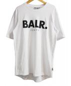 BALR.(ボーラー)の古着「ロゴTシャツ」 ホワイト