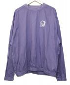 C.E(シーイー)の古着「プルオーバーシャツ」|パープル