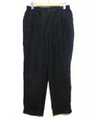 POLYPLOID(ポリプロイド)の古着「SUIT PANTS」|ブラック