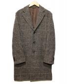 JET CRUISE(ジェットクルーズ)の古着「チェスターコート」|ベージュ