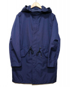 Calvin Klein(カルバンクライン)の古着「マウンテンパーカー」|ネイビー