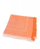 FENDI(フェンディ)の古着「ストール」|オレンジ