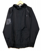 RVCA(ルーカ)の古着「マウンテンパーカー」|ブラック