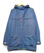 SIERRA DESIGNS(シェラデザイン)の古着「マウンテンパーカー」|ブルー