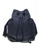 MHL.(エムエイチエル)の古着「WAXED COTTON」|ブラック