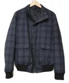 VICTOR&ROLF(ヴィクター&ロルフ)の古着「ジップジャケット」|ネイビー