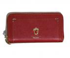 Samantha Thavasa PETIT CHOICE(サマンサタバサプチチョイス)の古着「長財布」|レッド