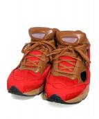 adidas by Raf Simons(アディダス バイ ラフシモンズ)の古着「REPLICANT OZWEEGO」|レッド