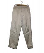 UNUSED(アンユーズド)の古着「イージーパンツ」|ホワイト