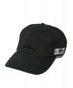 AFFIX(アフィックス)の古着「キャップ」 ブラック