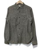 ATLAST & CO(アットラスト)の古着「TUPELO SHIRT」|グレー